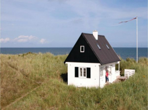 Holiday home Klitmarken Strandby X