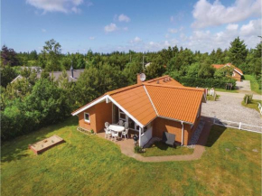 Four-Bedroom Holiday Home in Ulfborg