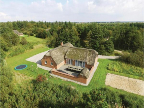 Six-Bedroom Holiday Home in Ulfborg