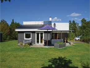 Three-Bedroom Holiday Home in Skjern