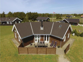 Four-Bedroom Holiday Home in Skjern