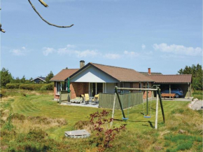 Three-Bedroom Holiday Home in Romo
