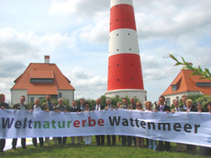 Wattenmeer UNESCO Weltnaturerbe