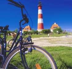 Radwandern Nordsee