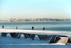 winterliches Meer (Foto: Tourismus-Agentur Schleswig-Holstein GmbH)