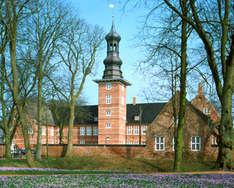 Schloss vor Husum (Foto: Museumsverbund Nordfriesland)