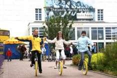 Start der Thalasso-Tour der Deutschen Seebäder auf Norderney (Foto: Arbeitsgemeinschaft Die DeutschenSeebäder / Cathrin Christoph PR & Text)