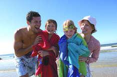 Familienurlaub an der Nordsee (Foto: Jens Koenig)