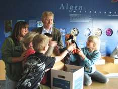 Wattpaket: Unterrichtsmaterial über das Wattenmeer (Foto ©Monika Hecker)