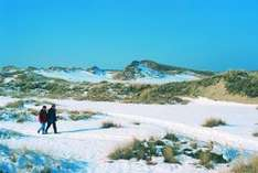 Winter-Strand auf der Nordsee-Insel Amrum (Foto © TASH/Kai Quedens)