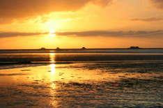 Gesundheitsurlaub auf der Nordsee-Halbinsel Nordstrand (Foto © Nordstrand/Regina Reuß)